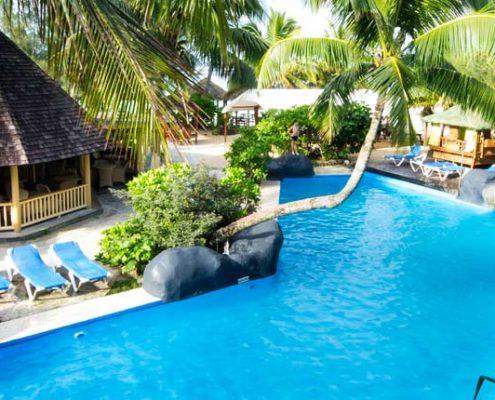 The Rarotongan Beach Resort & Spa, Cook Islands - Pool