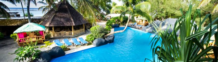 The Rarotongan Beach Resort & Spa, Cook Islands - Pool