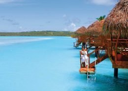 Aitutaki Lagoon Resort, Cook Islands - Overwater Bungalows