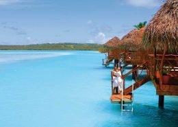 Aitutaki Lagoon Resort, Cook Islands - Overwater Bungalows