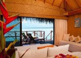 Aitutaki, Cook Islands - Overwater Bungalow