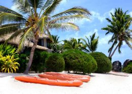 Te Manava Luxury Villas & Spa, Cook Islands - Beach