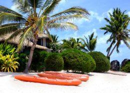 Te Manava Luxury Villas & Spa, Cook Islands - Beach