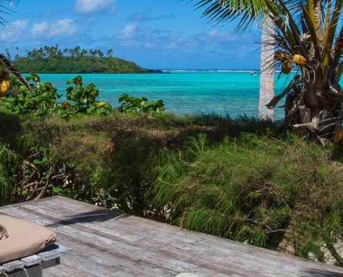 Te Manava Luxury Villas & Spa, Cook Islands - Ocean Views