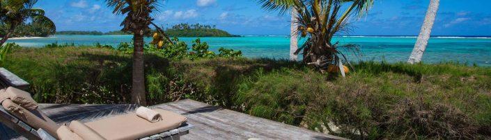 Te Manava Luxury Villas & Spa, Cook Islands - Ocean Views