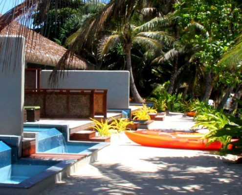 Nautilus Resort Luxury Villas, Cook Islands - Beachfront Villas