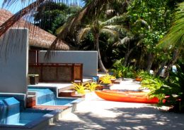 Nautilus Resort Luxury Villas, Cook Islands - Beachfront Villas