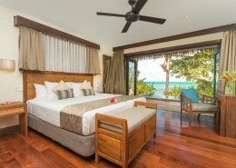 Nautilus Resort Luxury Villas Cook Islands - Villa Interior
