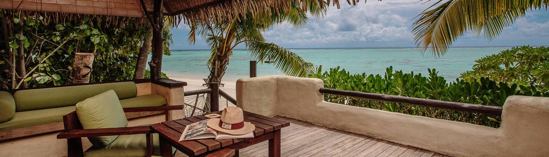 Pacific Resort Aitutaki, Cook Islands - Water Views