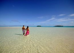 Pacific Resort Aitutaki, Cook Islands - One Foot Island
