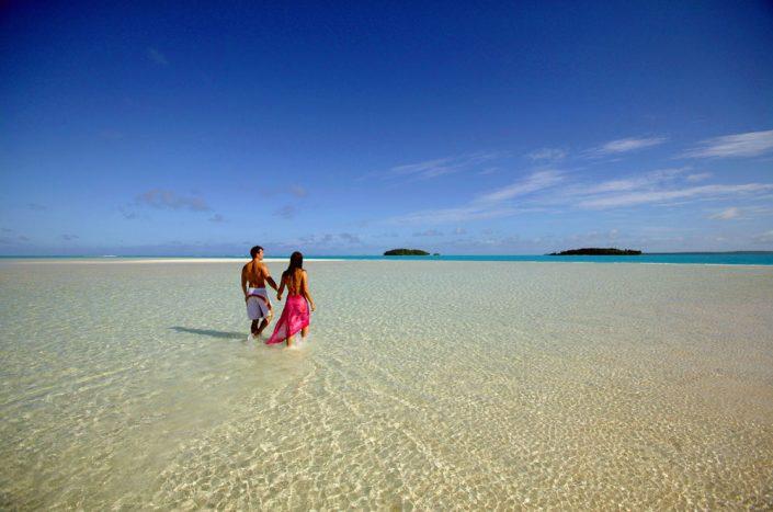 Pacific Resort Aitutaki, Cook Islands - One Foot Island