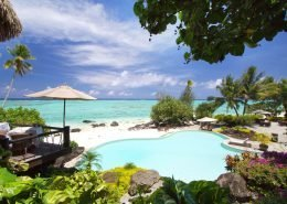 Pacific Resort Aitutaki, Cook Islands - Pool