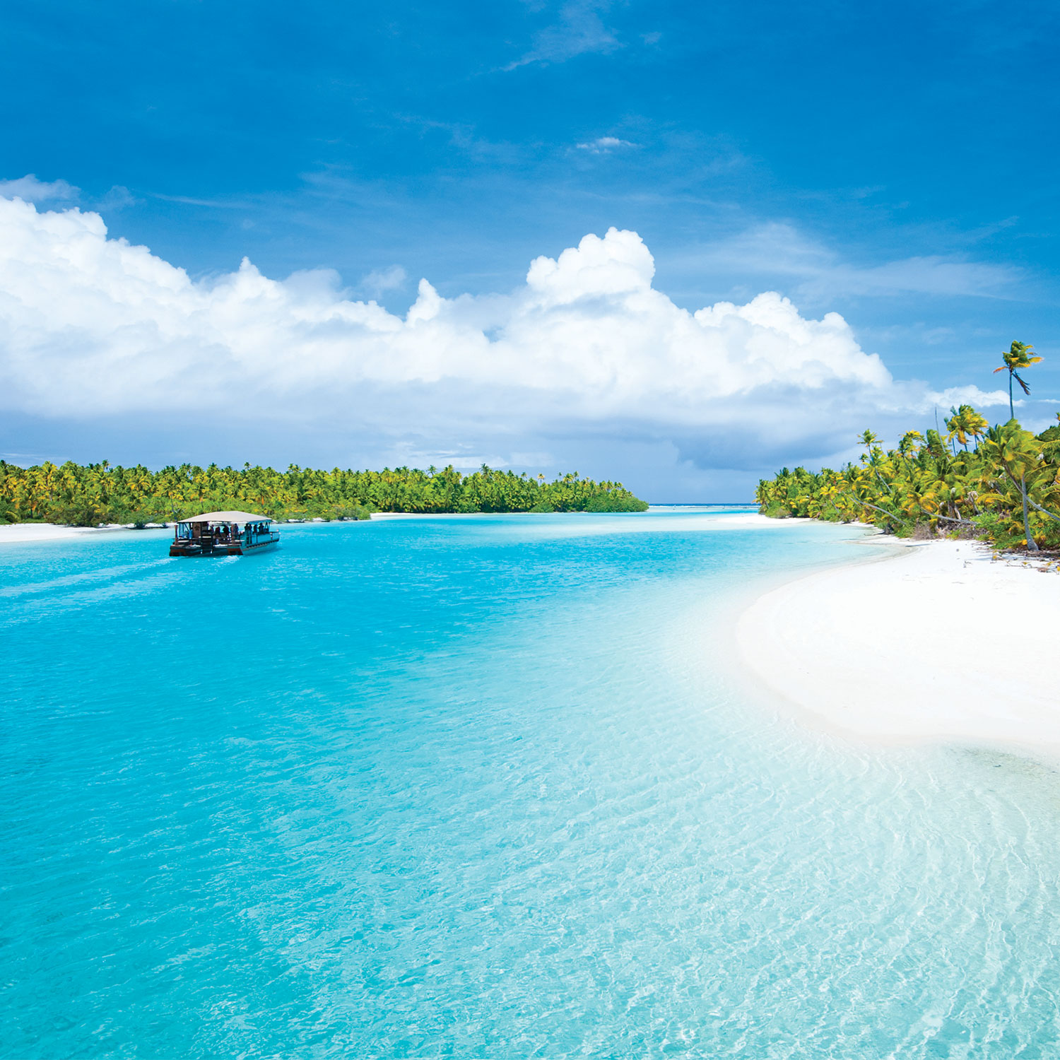 Cook Islands Accommodation - Resorts and Hotels