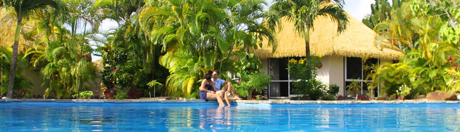 Crown Beach Resort, Cook Islands - 1 Bedroom