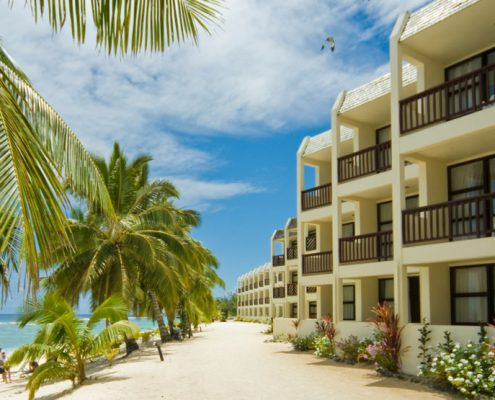 The Edgewater Resort & Spa, Cook Islands - Beachfront Deluxe Rooms