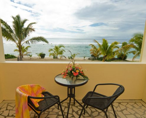 The Edgewater Resort & Spa, Cook Islands - Balcony Views
