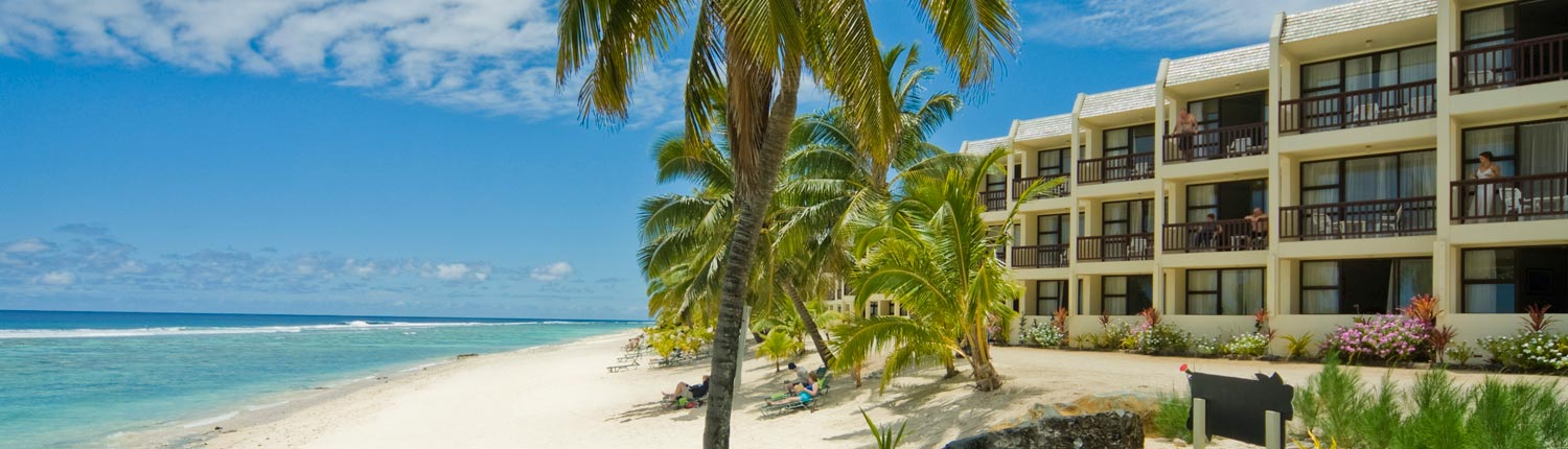 The Edgewater Resort & Spa, Cook Islands - Beachfront