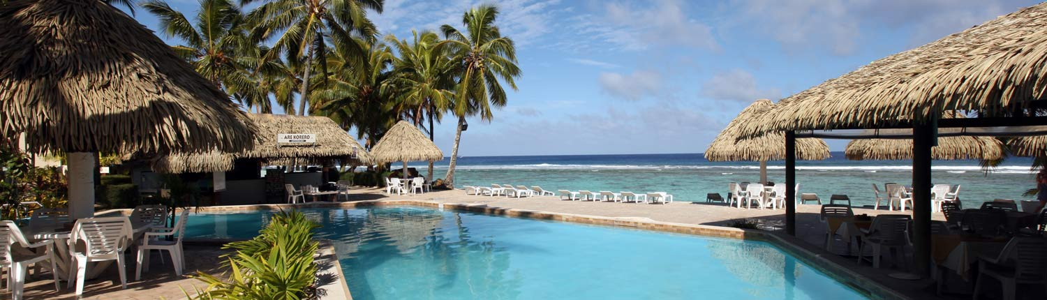The Edgewater Resort & Spa, Cook Islands - Pool