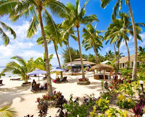 Manuia Beach Resort, Cook Islands - Exterior