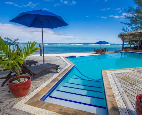 Manuia Beach Resort, Cook Islands - Resort Pool