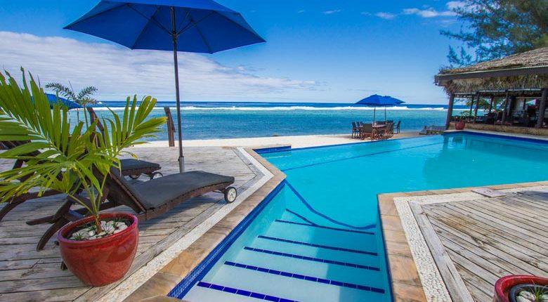 Manuia Beach Resort, Cook Islands - Resort Pool