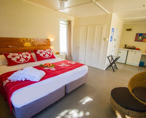 Manuia Beach Resort, Cook Islands - Room Interior