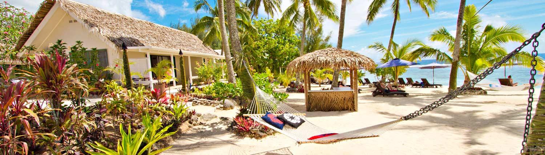 Manuia Beach Resort, Cook Islands - Resort Exterior