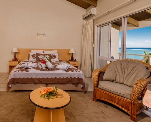 Moana Sands Beachfront Hotel & Villas, Cook Islands - Hotel Room Interior