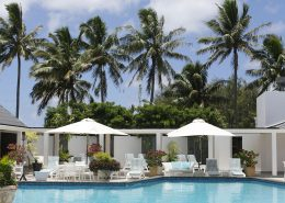 Muri Beach Club Hotel, Cook Islands - Pool