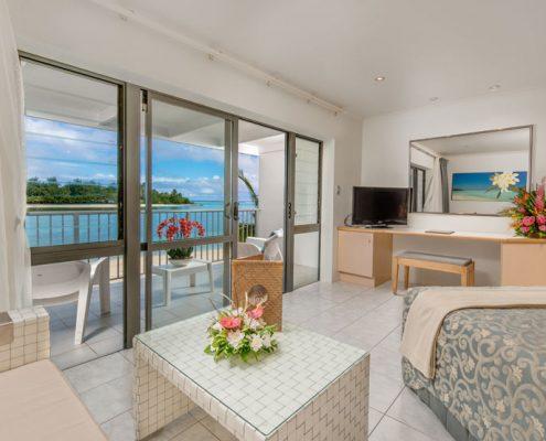 Muri Beach Club Hotel, Cook Islands - Deluxe Beachfront Room
