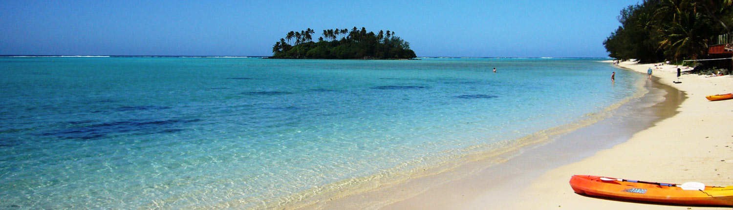 Muri Beachcomber, Cook Islands - Beach