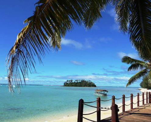Muri Beachcomber, Cook Islands - Beach Views
