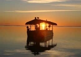 Muri Beachcomber, Cook Islands - Muri Lagoon At Sunrise