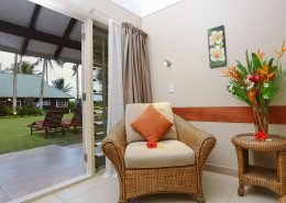 Muri Beachcomber, Cook Islands - Seaview Unit Interior