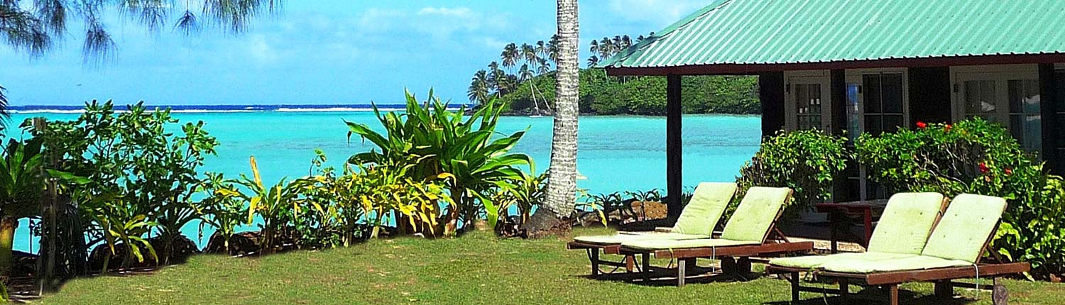 Muri Beachcomber, Cook Islands - Seaview Unit