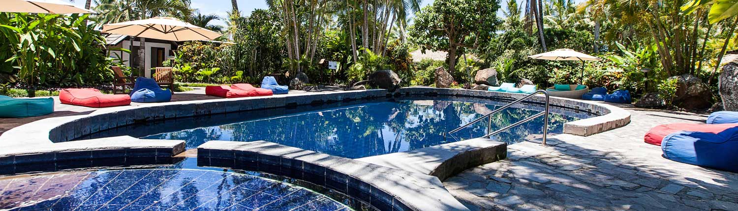 Pacific Resort Rarotonga, Cook Islands - Poolside
