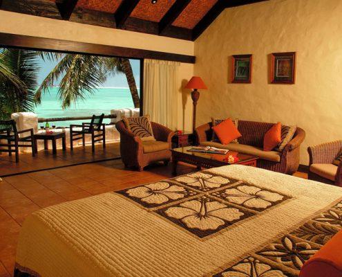 Pacific Resort Rarotonga, Cook Islands - Premium Beachfront Suite