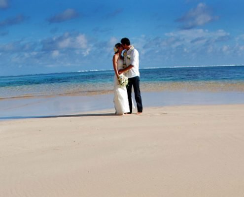 Palm Grove, Cook Islands - Romance