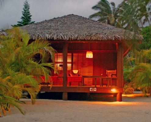 Rarotonga Beach Bungalows, Cook Islands - Bungalow Exterior
