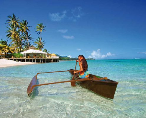 Rarotongan Beach Resort & Spa, Cook Islands - Beach