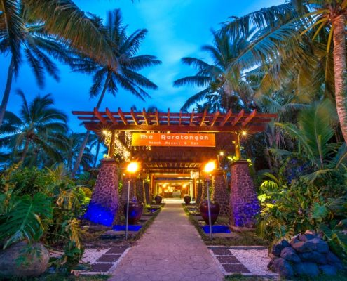 Rarotongan Beach Resort & Spa, Cook Islands - Welcome