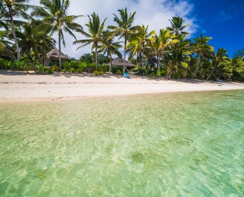 Royale Takitumu, Cook Islands - Beach