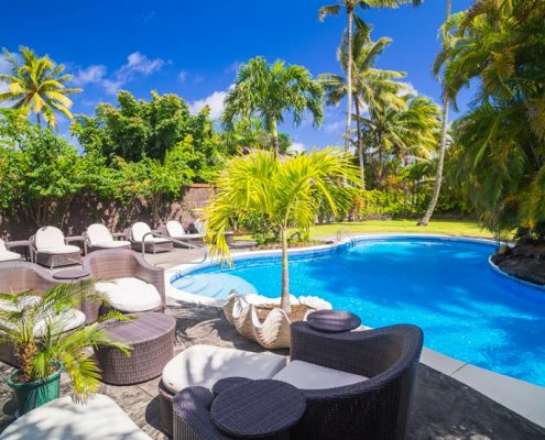 Royale Takitumu, Cook Islands - Swimming Pool