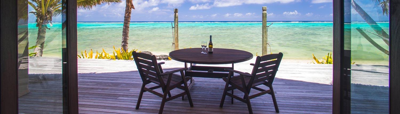 Rumours Luxury Villas & Spa, Cook Islands - Absolute Beachfront