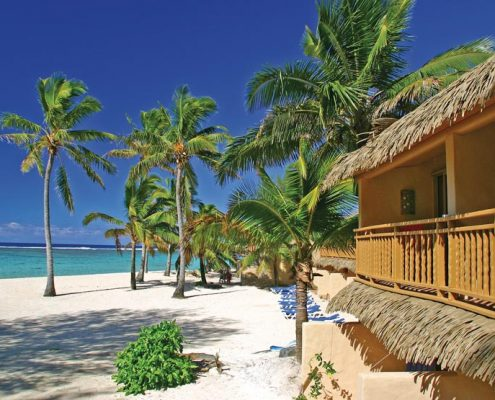 Sanctuary Rarotonga, Cook Islands - Beachfront Exterior