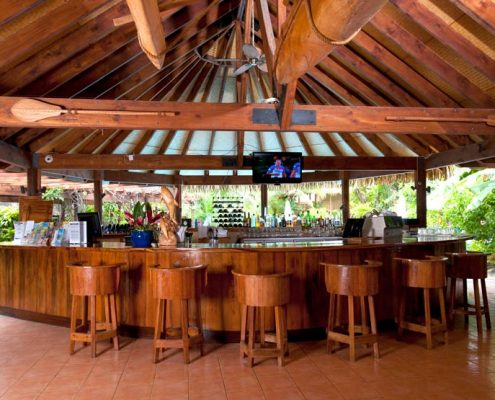 Sanctuary Rarotonga, Cook Islands - Lobby Bar