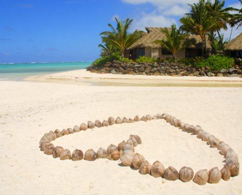 Sea Change Villas, Cook Islands - Romance