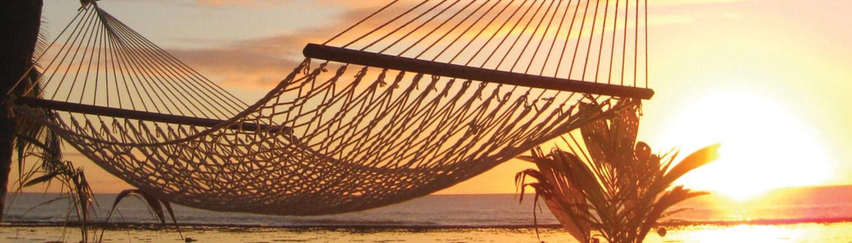 Sunset Resort, Cook Islands - Hammock