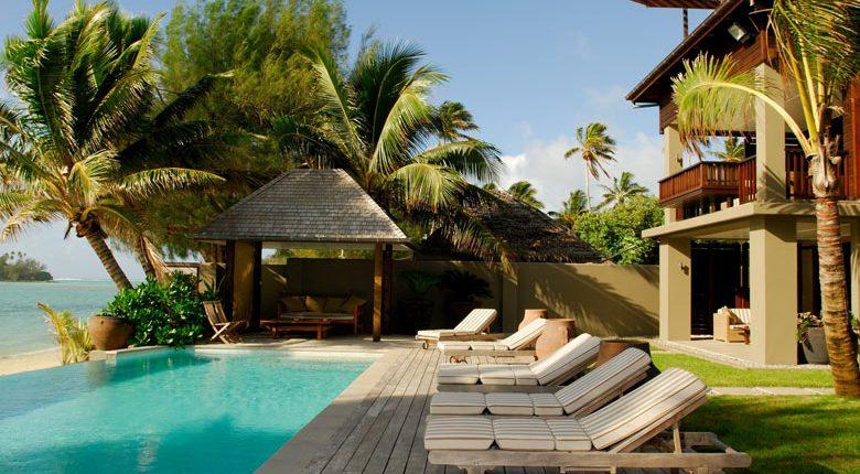 Te Vakaroa Villas, Cook Islands - Exterior