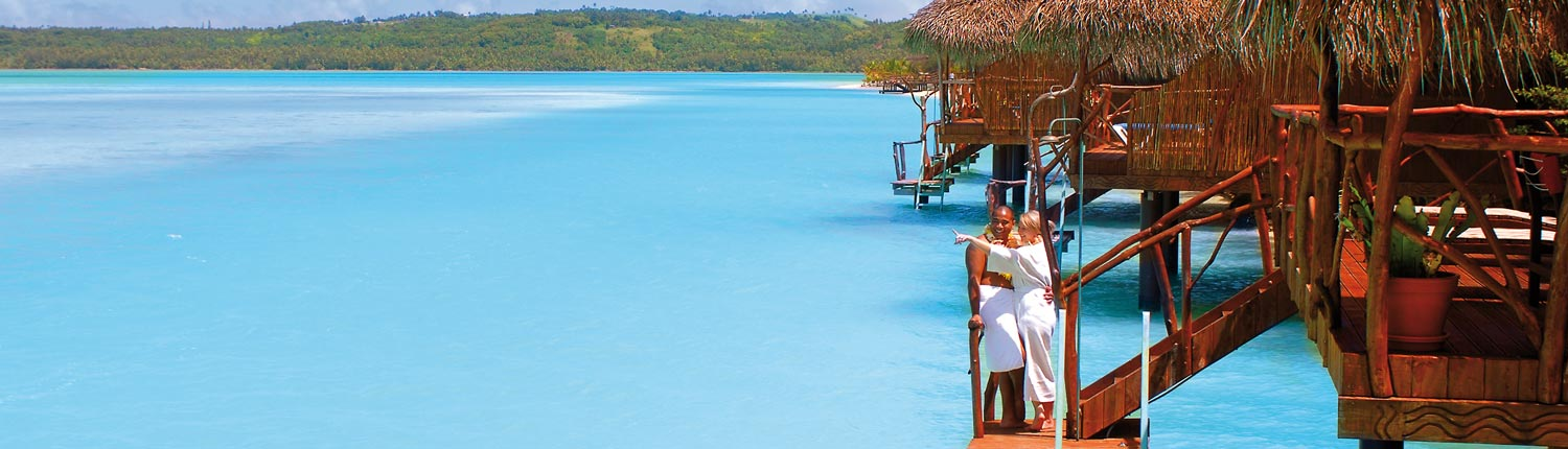 Aitutaki Lagoon Resort, Cook Islands - Perfect Lagoon